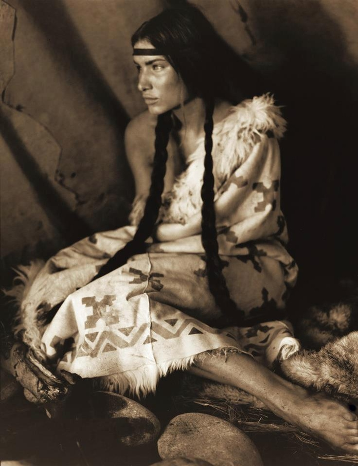 A beauty of Argentina but especially Native American ♥ ♥ ♥