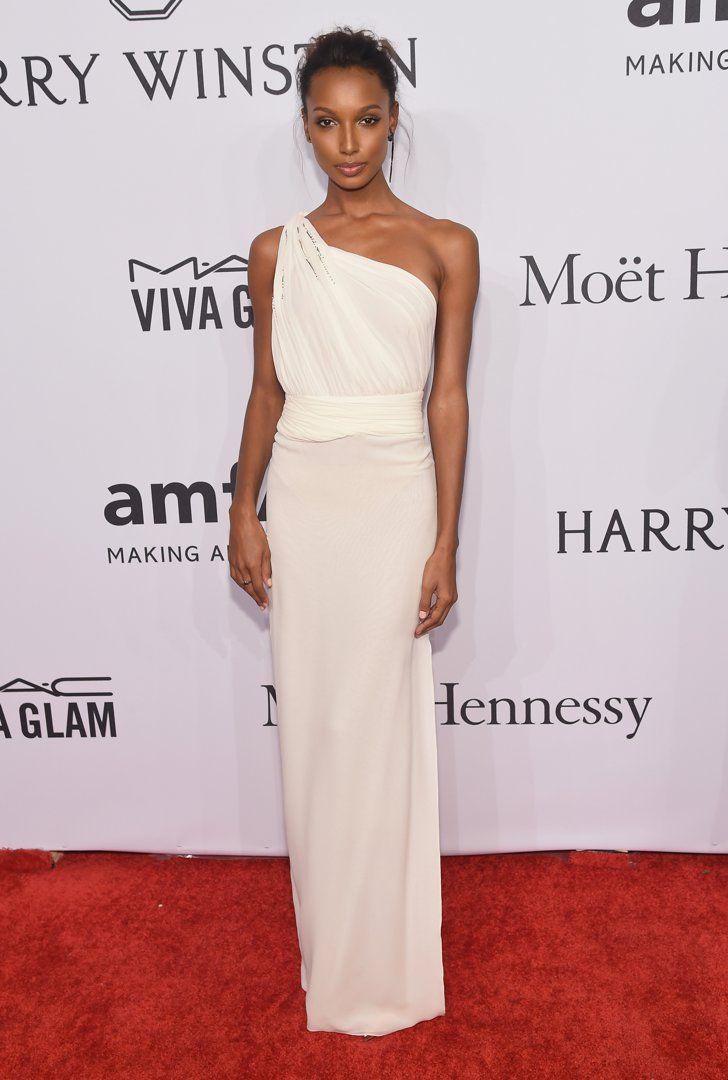 "Pin for Later: Das ""Who is Who"" der Modeindustrie feierte bei der amfAR Gala Jasmine Tookes"