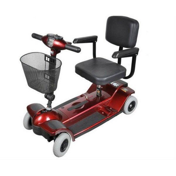 Zip'r Xtra Traveler 4 Wheels Scooter