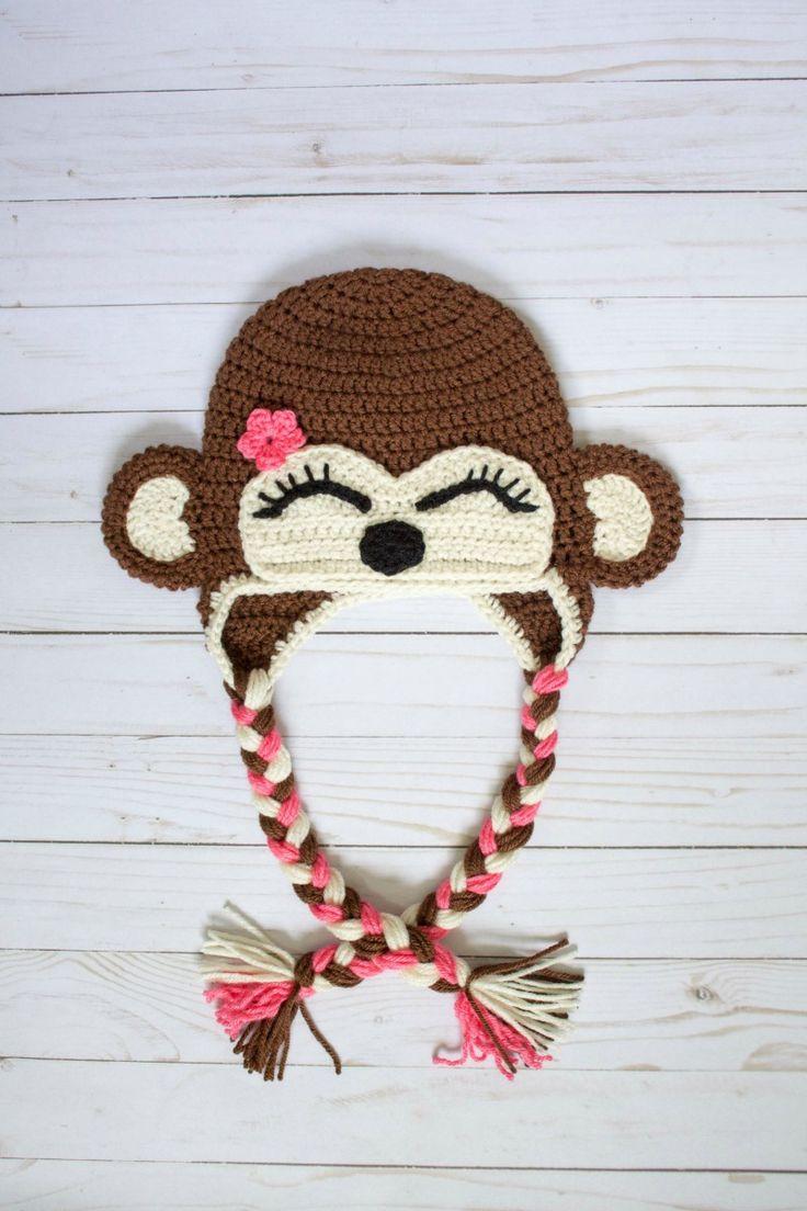 3346 best Gorros images on Pinterest | Crocheted hats, Crochet hats ...
