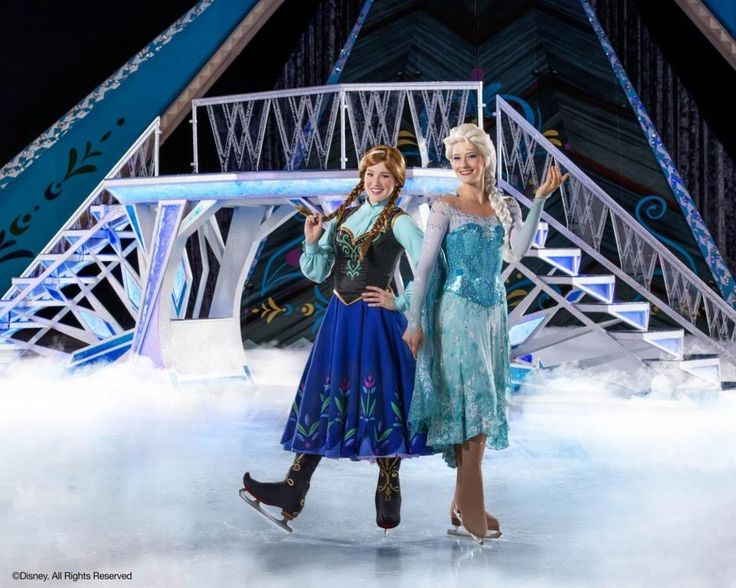 Disney on Ice presents Frozen - Giveaway! http://tothotornot.com/2017/05/disney-on-ice-presents-frozen-giveaway/