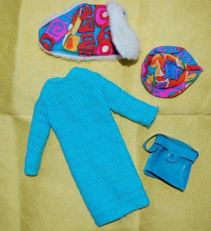 "Barbie RARE European Outfit ""Maschenmode"" ""Moda Maglia"" | eBay"