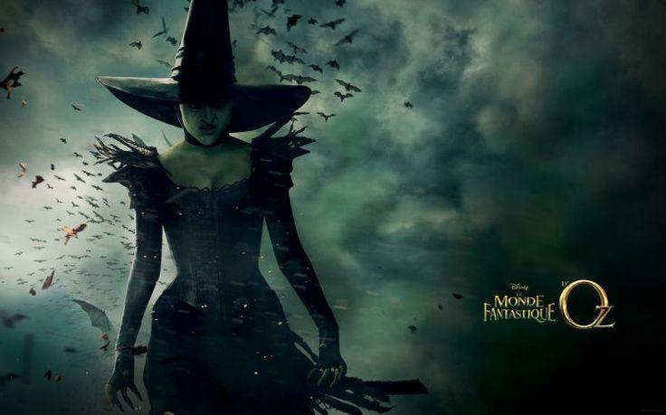 Fonds d'écran Cinéma Le Monde fantastique d'Oz Le Monde fantastique d'Oz