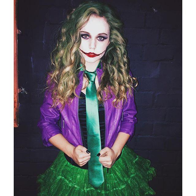 Brec Bassinger - Halloween 2015