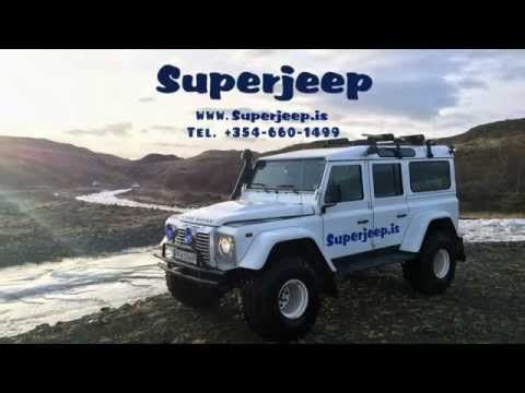 Iceland Northern Lights tour, Superjeep tours in Iceland - Superjeep.is