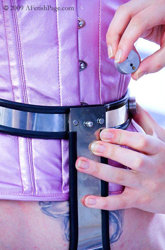 William jones shemale chastity belt