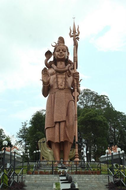 World's Tallest Statue Of Lord SHIV..........!