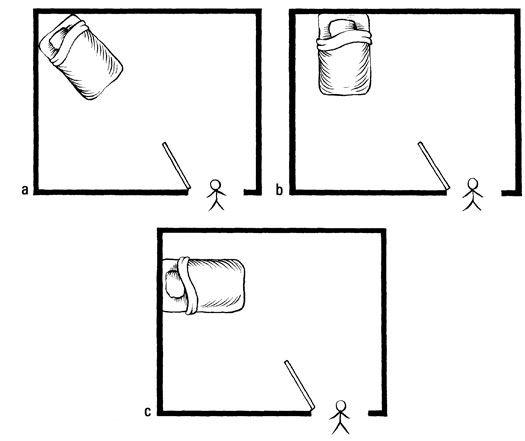 Schlafzimmer Feng Shui Einrichten Decoration Stage Ideas: Best 25+ Bed Placement Ideas On Pinterest