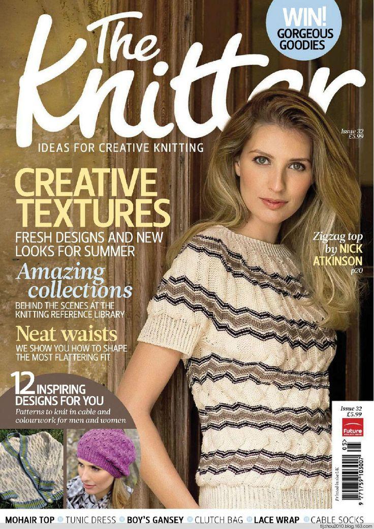 The Knitter №32 - May 2011 - 紫苏 - 紫苏的博客