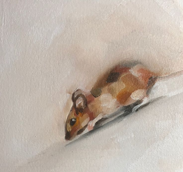 Mouse by Julie Brunn