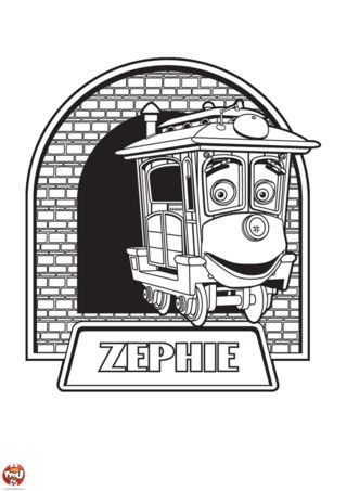 chuggington coloring book pages - photo#26