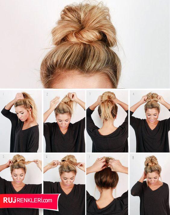 tägliches Haar 1
