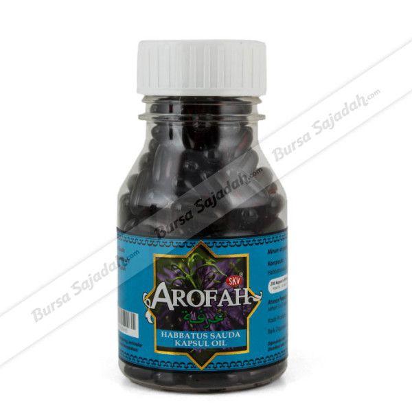 Minyak Habbatus Sauda Arofah merupakan hasil ekstrak dari bunga habbatus sauda pilihan. Minyak yang merupakan bahan obat untuk menyembuhkan berbagai macam penyakit kecuali kematian seperti yang disabdakan Rasulullah shallallahu 'alaihi wa sallam ini mengandung manfaat kesehatan yang bisa kita dapatkan, a