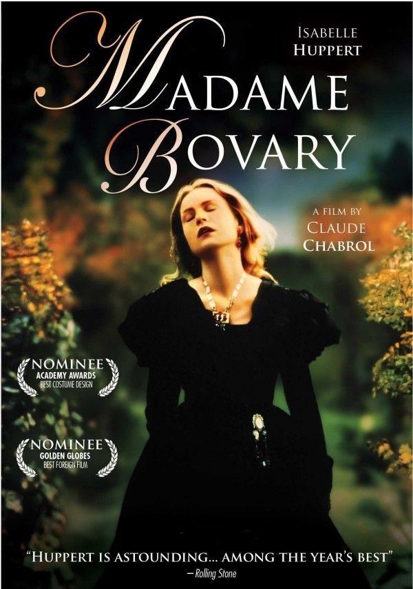 Affiche du film Madame Bovary