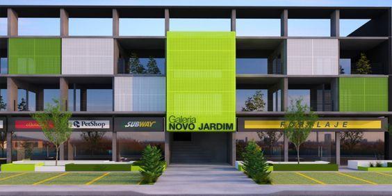 Galeria Novo Jardim - Projetos - Elementar Arquitetura - Av. Visconde de Jequitinhonha, 287   Sl. 208   Boa Viagem, Recife/PE   +55 81 3040.2433   contato@elementar.com