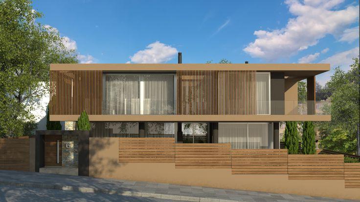 lkmk architects | Melissia residence