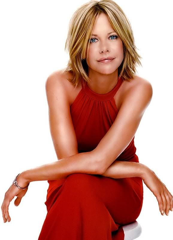 Oh Meg Ryan.. why did you do that to your face?
