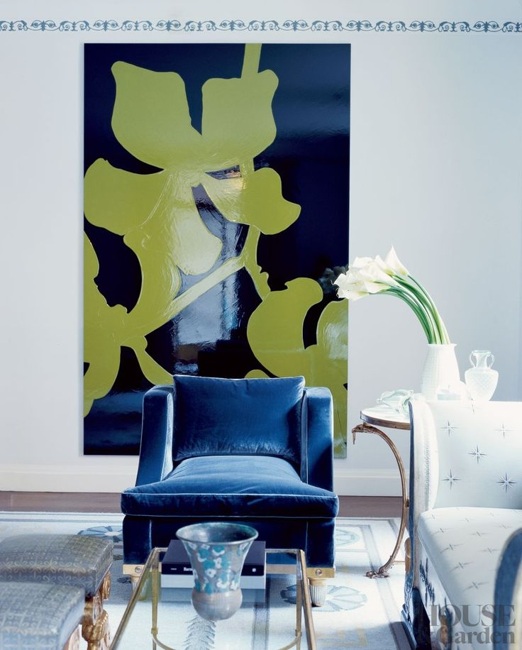 Relevant Artwork Or Mirror Behind A Chair On The Living Room.   Modern  Living Room By Jed Johnson Associates In New York, New York
