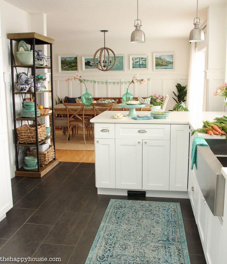 Beach Kitchen Decor Corner Kitchen Decorating Ideas: 25+ Best Ideas About Coastal Cottage On Pinterest