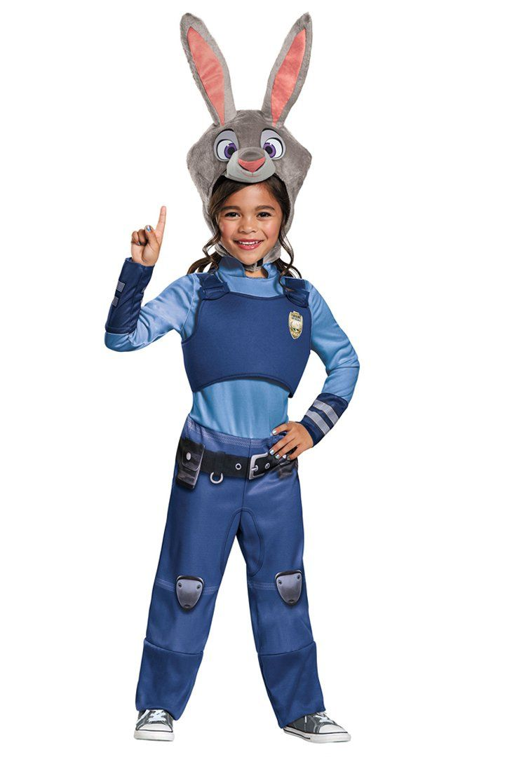 Pin for Later: Disney Zootopia Halloween Costumes Your Kids Are Going to Love