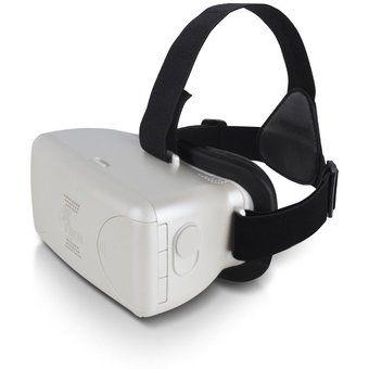 Compra LENTES REALIDAD VIRTUAL 3D XTECH  XTV-300  BLANCO online ✓ Encuentra los mejores productos Gadgets XTech en Linio Perú ✓