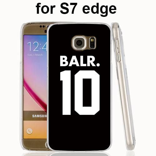 23222 football player BALR 10 cell phone case cover for Samsung Galaxy S7 edge PLUS S6 S5 S4 S3 MINI