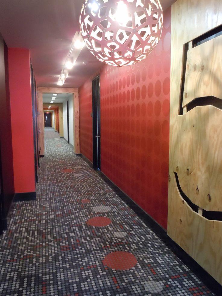 Corridor Design: Apartment Corridors - Google Search