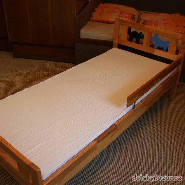 Prodám dětskou postel. za 1300 Kč | Detskybazar.cz