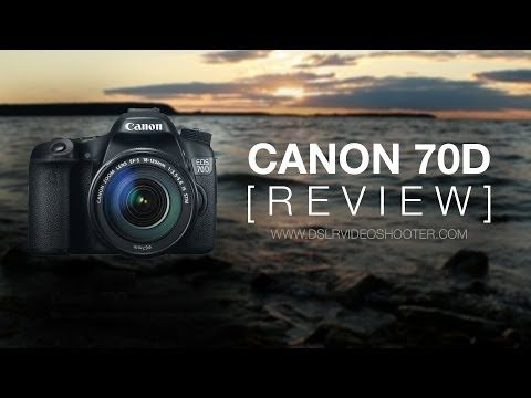 Canon 70D Focusing Squares Tutorial | How to focus with the Canon 70D Training - YouTube