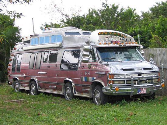 1984 chevy van 30 motorhome