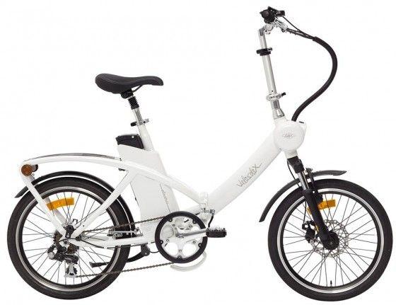 velo pliable electrique solex blanc 2 e1383149057196 560x431 Un vélo pliant à Assistance Electrique Solex en promotion à 899€
