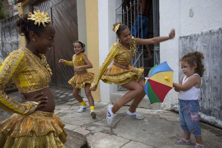 Fotos: Brasil: Diosas y dioses en el carnaval de Río de Janeiro | El Viajero | EL PAÍS