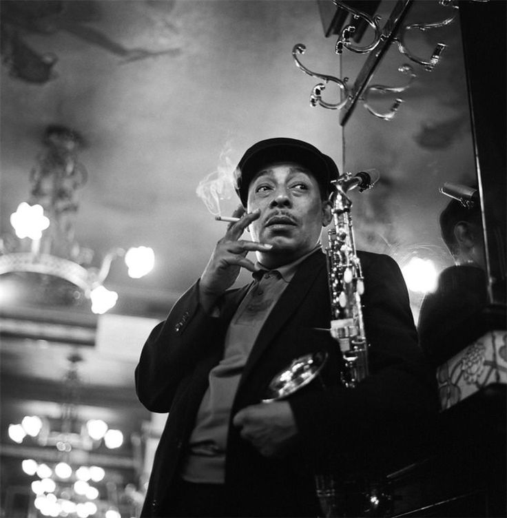 """I'm sure if you've heard of the saxophone you've heard of Johnny Hodges."" 1958 http://ift.tt/2zgTXNZ"