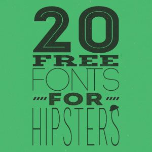 20 Free Fonts for Hipsters></a></center></div> </div></section><section id=