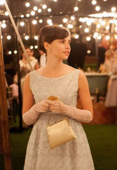 Her portrayal of Jane Hawking in The Theory Of Everything earned Felicity Jones her first Academy Award nomination.