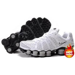 www.asneakers4u.com Mens Nike Shox TL3 Full White