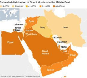 Sunnis and Shia: Islam's ancient schism - BBC News