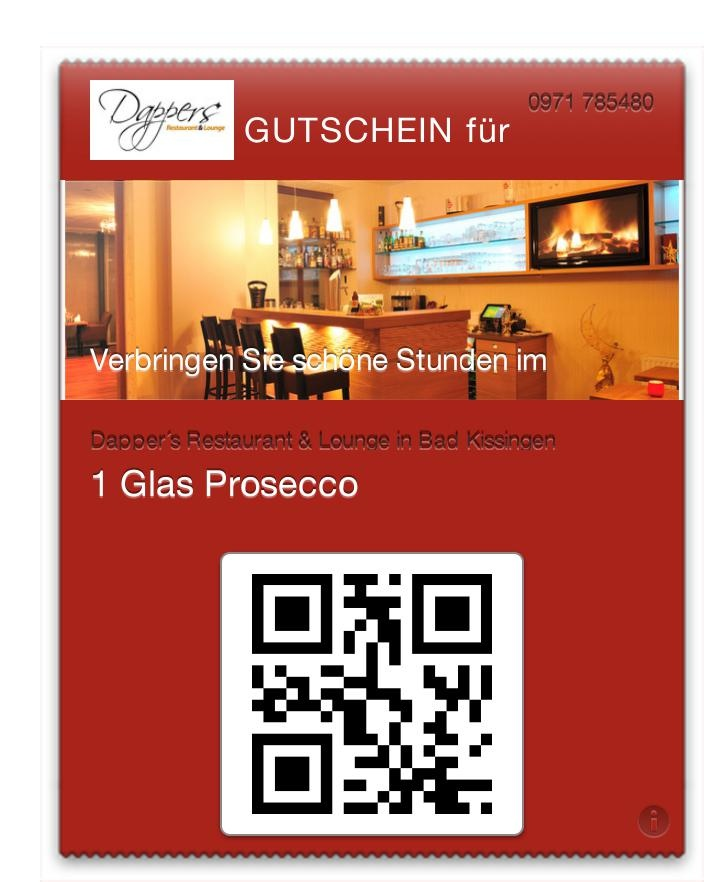 Hey look at this Pass designed with Passdock: Residence von Dapper