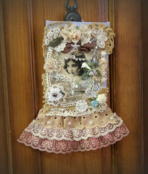 16 Best Images About Lace Wall Hanging On Pinterest Lace Antique Lace And Shabby