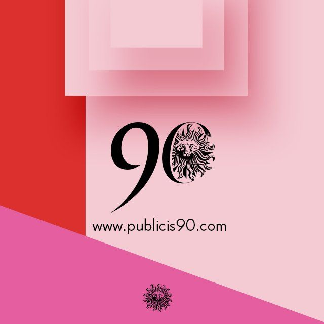 Get the boost your project needs to succeed through #Publicis90. Funding & Mentoring from Publicis Groupe.