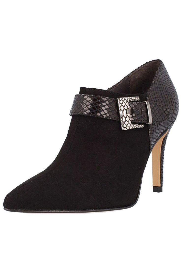 El Dantes - Arissa Boots in Black