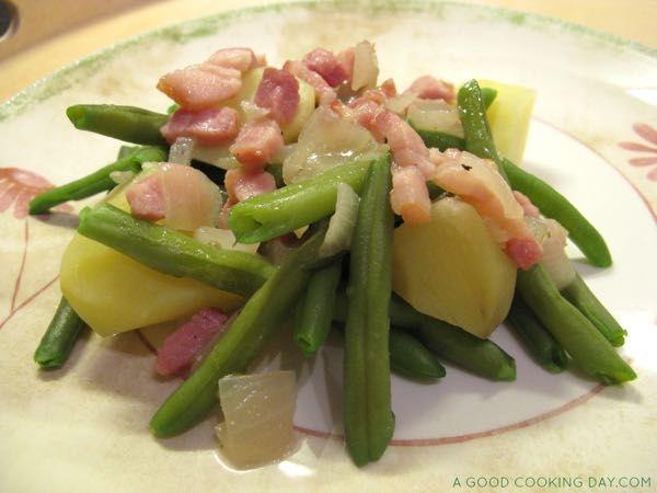 Salade liégeoise... Apprenez la pour le plaisir