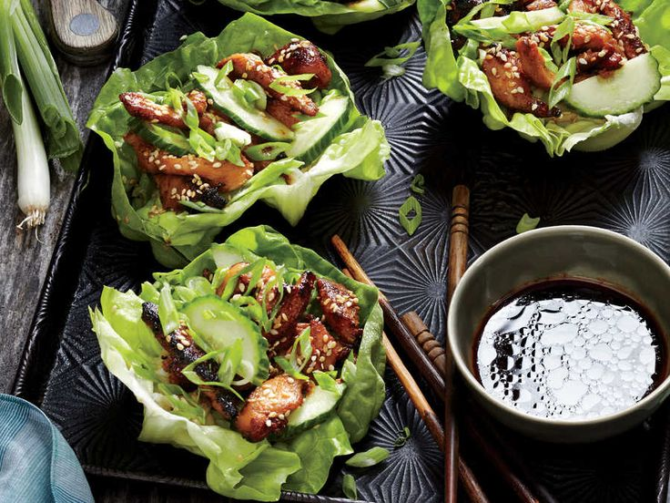 Chicken lettuce wraps are an adventurous way to introduce new flavors and cuisines to your table of eaters. They're a lot like tacos—hand...