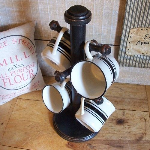 1000 Images About Cups Amp Mugs Caddy Tree On Pinterest