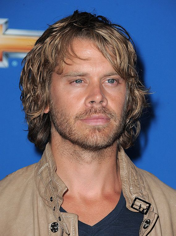 Eric Christian Olsen as Martin A. Deeks from NCIS LA.