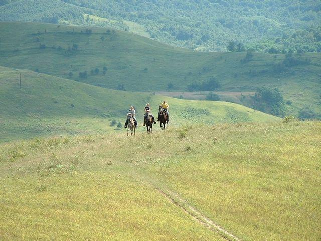 Northern Hungary, close to the Bukk National Park