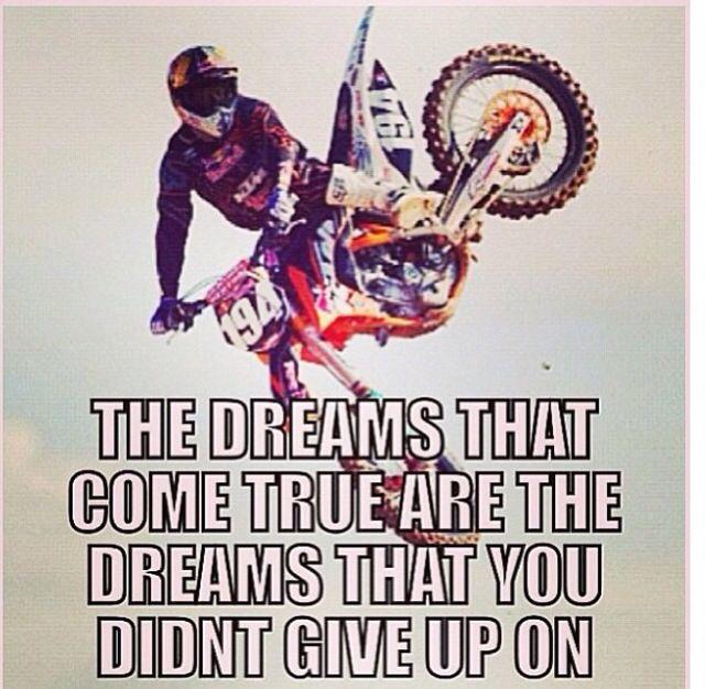 Motocross love   Motivation   Pinterest