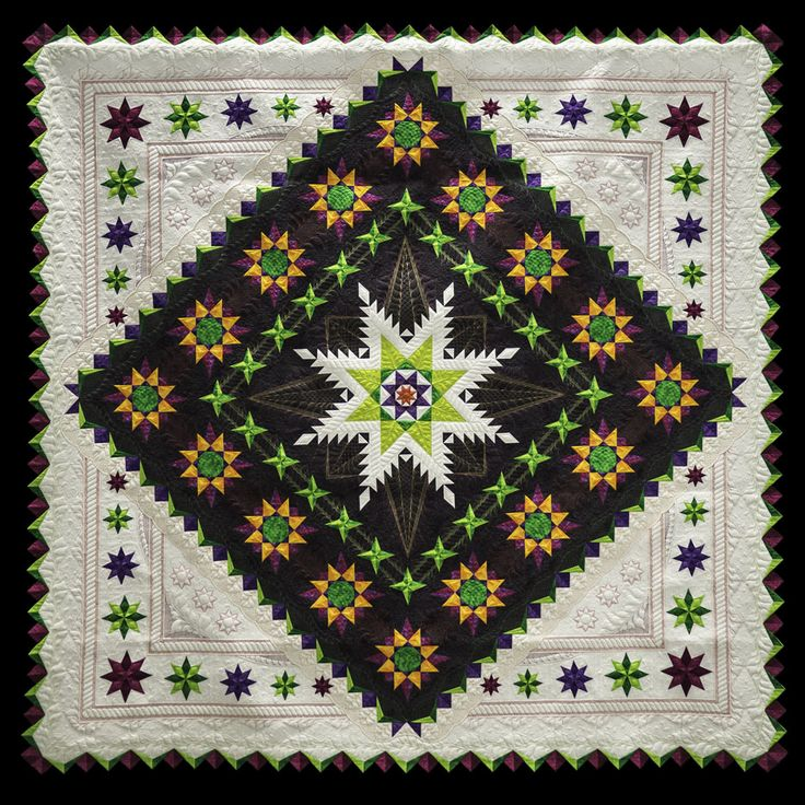 332 Best Images About Star Quilts On Pinterest Quilt
