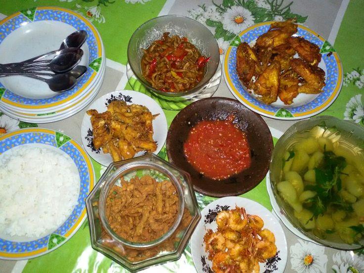 masakan rumah, homade~