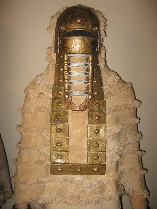 female tusken raider costume - how to